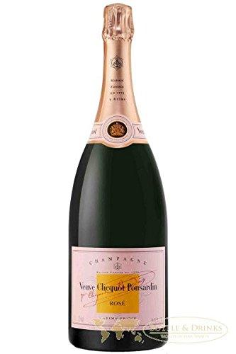 Veuve Clicquot Brut Rosé Champagner Magnum 1,50 Liter