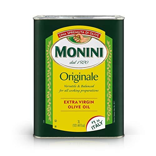 Monini Originale Extra Virgin Olive Oil, 101.4 Fluid Ounce