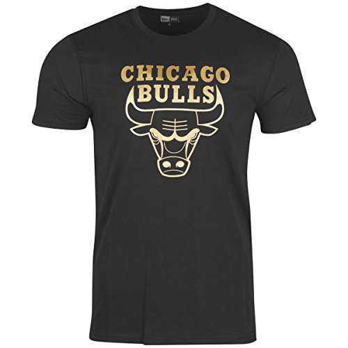 New Era Hombres Ropa Superior/Camiseta BNG Chicago Bulls Graphic