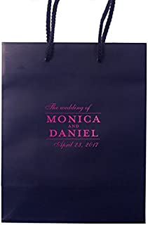 Personalized Wedding Welcome Bag, Out of Town Guest Bag, Destination Wedding, Custom Printed tote 31