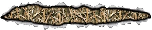 Mossy Oak Grafiken 10014-sgb Camouflage 61x 12,7cm Schatten Gras Klingen Torn Metall Streifen