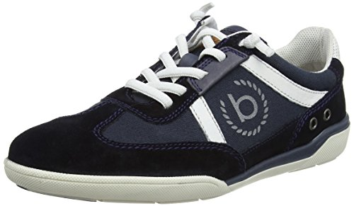 bugatti Herren 321465601469 Sneaker, Blau, 41 EU