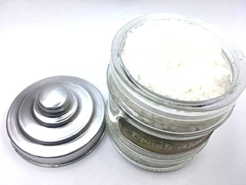 Handmade Bath salt cool fresh Popular shop is Sales of SALE items from new works the lowest price challenge Aloe glass reusable oz continer 12