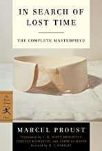 The Modern Library In Search of Lost Time, Complete and Unabridged 6-Book Bundle: Remembrance of Things Past, Volumes I-VI...