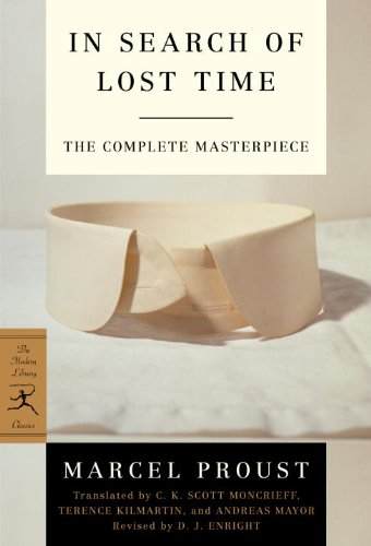 The Modern Library In Search of Lost Time, Complete and Unabridged 6-Book Bundle: Remembrance of Things Past, Volumes I-VI (Modern Library Classics) (English Edition)