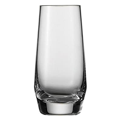 Schott Zwiesel Tritan Crystal Glass Pure Barware Collection Shot Cocktail Glass, 3.2-Ounce, Set of 6