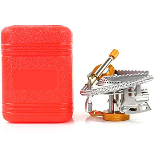 Camping Stove, Stand Steadily Easy To Carry Cooker Increase Friction for Traveller for Amateur for Player for Home