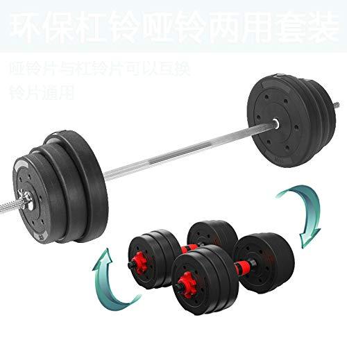 Joseph Fitness Equipment Hantelstange Kurzhantel Kniebeugen Gewichtheben Hantel Curved Bar Herren Anzüge tragen Home, 10 kg