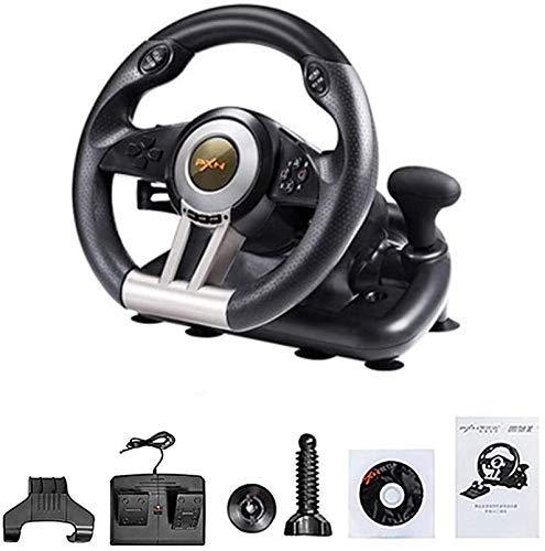 Directeur du Jeu Racing Wheel Controller Gamepad Simulation de Course Driving School Simulation de Soutien Auto / PS3 / PS4 / X-One ZHNGHENG