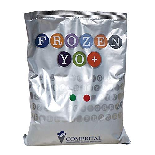 COMPRITAL kg 1,2 Frozen Yogurt Greco per Macchina da Yogurt Soft