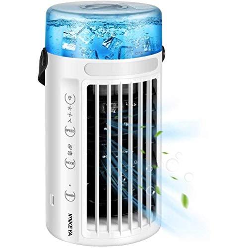 CX Mini Refrigerador de Aire Ventilador Hogar Casa de Noche Multifuncional Portátil Usb Desktop Fan de Enfriamiento para Camping Picnic Dorm purificador