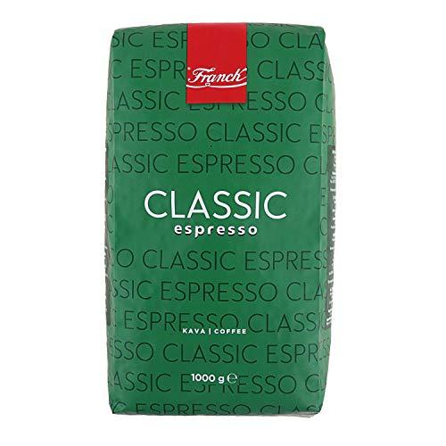 Franck Franck Espresso Classic ganze Bohnen 1000g