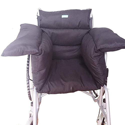 WZYJ Comfort Wheelchair Cushion, Relief of Haemorrhoids and Piles, Prevent Pressure Sores, for Wheelchairs and Chairs Prolonged Sitting