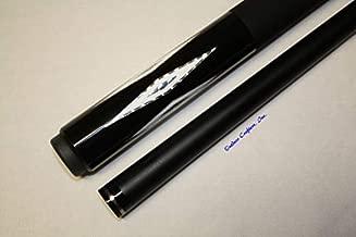 Imperial Excalibur Platinum Fiberglass Pool Cue Finish: Black Diamond Laser