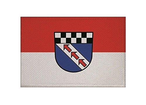 U24 Aufnäher Bempflingen Fahne Flagge Aufbügler Patch 9 x 6 cm