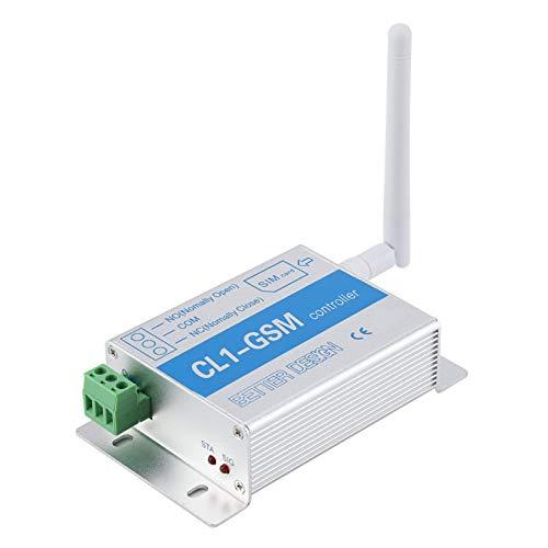Control remoto inalámbrico EVTSCAN, interruptor de sistema de seguridad para el hogar inteligente de 110~240 V GSM SMS CL1-GSM, enchufe de EE. UU.