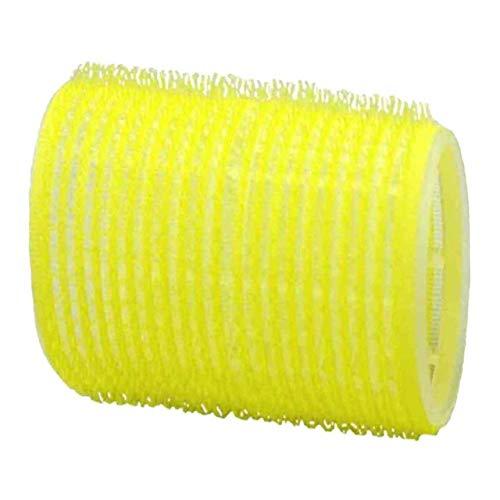 COIPRO Haftwickler XL 60 mm, durchmesser 66 mm gelb, 6 Stück