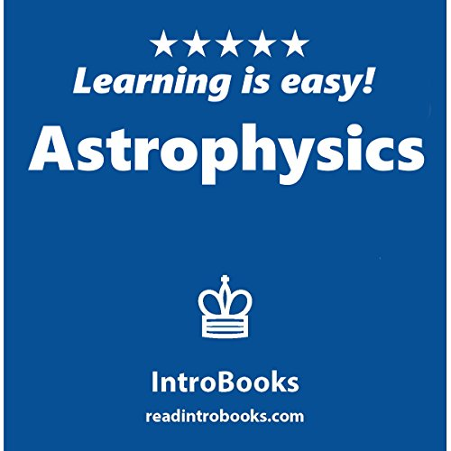 Astrophysics audiobook cover art