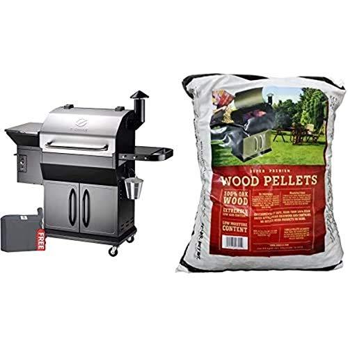 Z GRILLS ZPG-1000E 2020 New Model Wood...