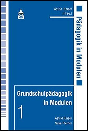 Grundschulpädagogik in Modulen