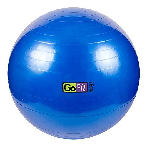 GoFit Balance and Stability Ball - 55cm, 65cm, 75cm