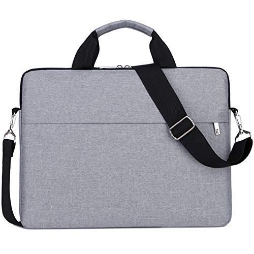 15.6 Inch Laptop Sleeve Bag Waterproof Shoulder Bag for Acer Predator Helios 300/Aspire E 15/Chromebook 15, Lenovo Yoga 730/720 15.6,ASUS VivoBook F510UA,HP Pavilion X360 15.6, Dell LG MSI Laptop Case