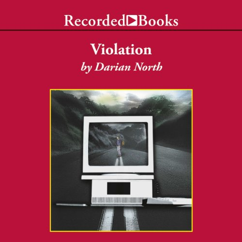 Violation audiobook cover art
