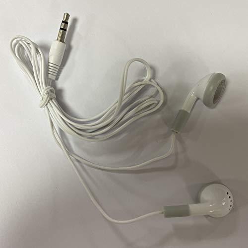 Luvfun Kopfhörer mit Kopfhörerstecker Stecker Stereo mit Mikrofon und Bass