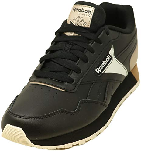 Reebok Classic Harman Run - Zapatillas deportivas para mujer, Negro (Negro/tiza/Ninguno.), 35...