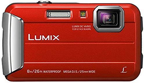 Panasonic Lumix DMC dmc-ft30Digitalkameras 0606680311Mpix Optischer Zoom 4x