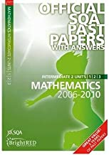 Maths Units 1, 2 & 3 Intermediate 2 SQA Past Papers 2010 (Paperback) - Common