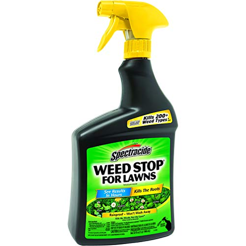 Spectracide Weed Stop For Lawns, Ready-to-Use, 32-ounce