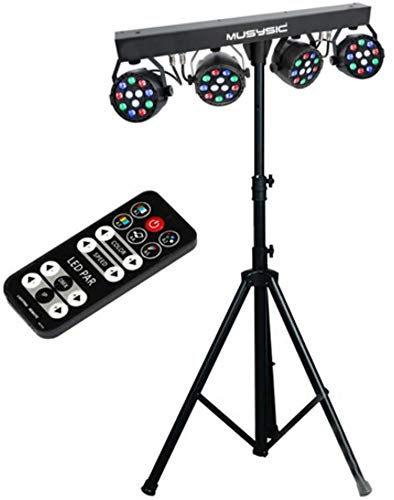 MUSYSIC MU-L31A Stage Lights