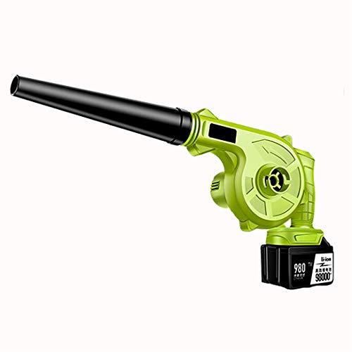 JW Ventilateur Rechargeable et aspirateur à Double Usage, 350 * 200 * 230mm
