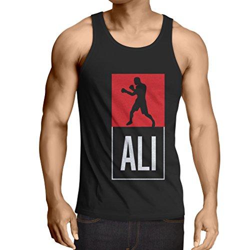 Camisetas de Tirantes para Hombre Boxeo - en el Estilo de