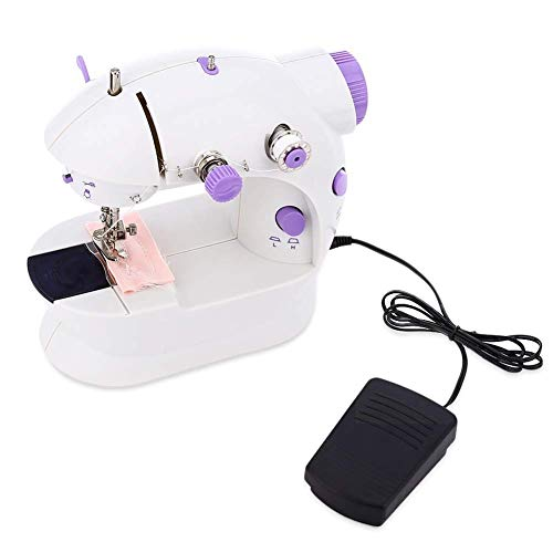 Fantastic Deal! AIWKR Portable Sewing Machine,Free Motion Embroidery Sewing and Quilting Machine Han...