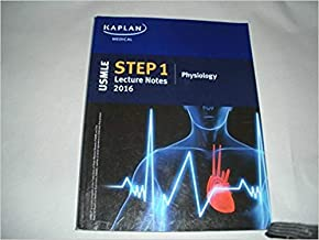 Kaplan Medical USMLE Step 1 Lecture Notes 2016 Physiology