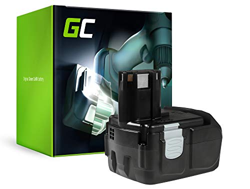 GC® (2.5Ah 14.4V Li-Ion celdas) Batería para Hitachi DV14DCL2 de Herramienta Eléctrica