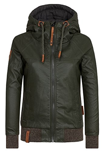 Naketano Damen Jacke Karate Mit Renate Jacket