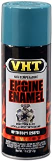 VHT SP126 Engine Enamel Early Chrysler Blue Can - 11 oz. Color: Early Chrysler Blue, Model: SP126, Car & Vehicle Accessories / Parts