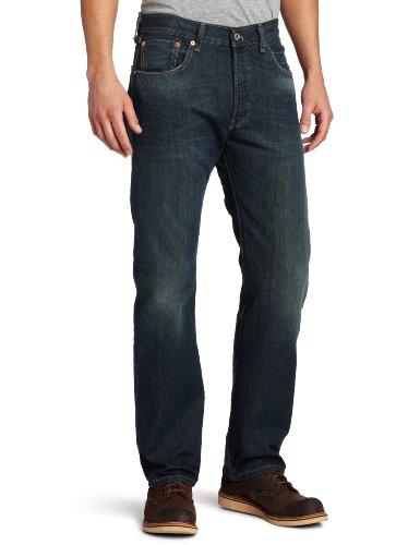 Levi's 501 Original Fit Jeans, Open Green, 31W / 30L Homme