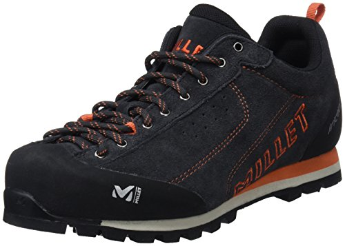 Millet Friction - Calzado de senderismo para hombre, color antracita (anthracite), talla 42