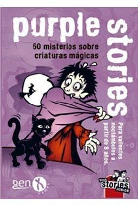 Purple Stories (Juego de mesa): Amazon.es: Juguetes y juegos
