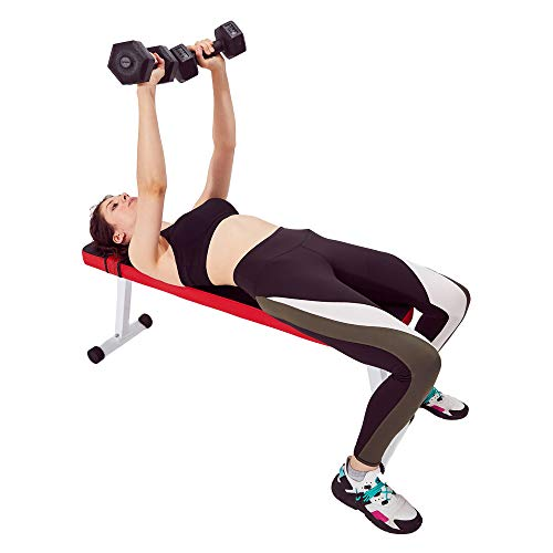 Weight Bench - Foldable Strength Training Bench,Suitable For Full Body Exercise