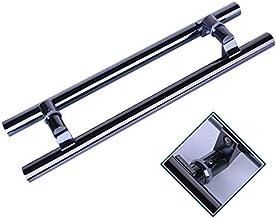 LHL-DD deurgrepen, schuurdeurgrepen roestvrij stalen handgreep push pull en flush gecoat afwerking hardware handgrepen voo...