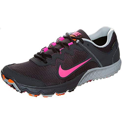 Nike WMNS Zoom Wildhorse GTX MDM Olive/MDM OLV-SL-TTL ORNG - 6.5