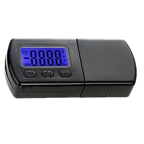 KUNSE 0.01Gx5G Medidor De Escala De Fuerza De Aguja Giratoria Digital Profesional para Joyería