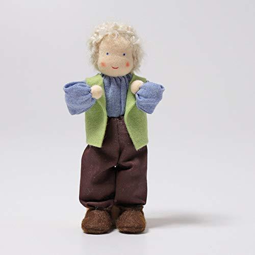 Grimms Puppenhauspuppe Opa