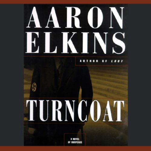 Turncoat audiobook cover art