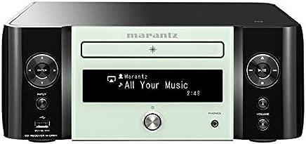 Marantz M-CR611 Melody Media Network CD Receiver with DAB/DAB+ - Apple White